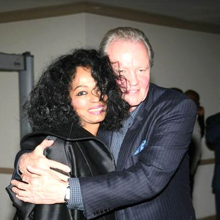 Jon Voight, Diana Ross in Lady Sings the Blues DVD Release Screening - Arrivals