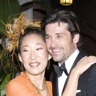 Sandra Oh, Patrick Dempsey in 13th Annual Diversity Awards - Red Carpet Arrivals
