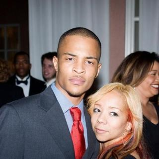 T.I. in 13th Annual Diversity Awards - Red Carpet Arrivals