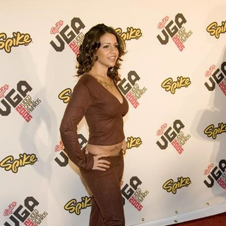 Vida Guerra in 2005 Spike TV Video Game Awards - Arrivals