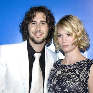 Josh Groban, January Jones in 2nd Annual Grammy Jam Hosted by The Recording Academy and Entertainment Industry Foundation