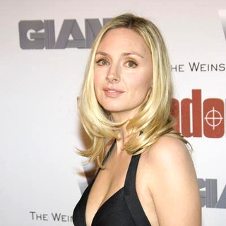 Hope Davis in The Matador Los Angeles Premiere - Arrivals