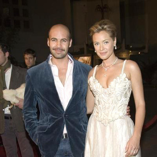 Kristanna Loken, Billy Zane in Bloodrayne Los Angeles Premiere