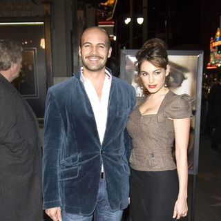 Billy Zane, Kelly Brook in Bloodrayne Los Angeles Premiere