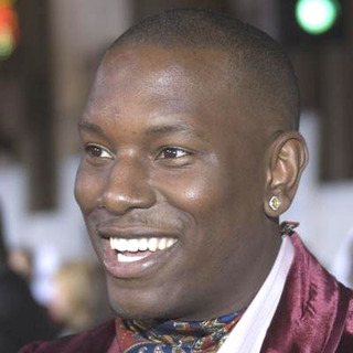 Tyrese Gibson in Annapolis World Premiere in Los Angeles