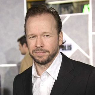 Donnie Wahlberg in Annapolis World Premiere in Los Angeles