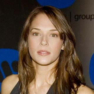 Amanda Righetti in 2006 Warner Music Group Grammy After Party