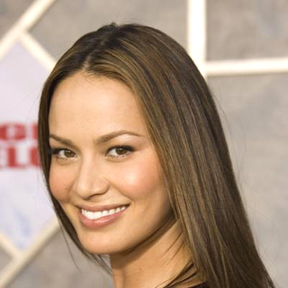 Moon Bloodgood in Eight Below World Premiere