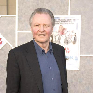 Jon Voight in Eight Below World Premiere