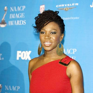 India.Arie in 37th Annual NAACP Image Awards - Red Carpet - CSH-009218