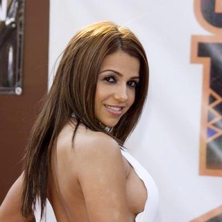 Vida Guerra in 20th Annual Soul Train Music Awards