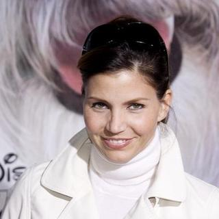 Charisma Carpenter in The Shaggy Dog World Premiere