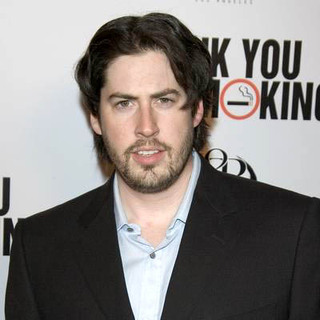 Jason Reitman in Thank You For Smoking Los Angeles Premiere
