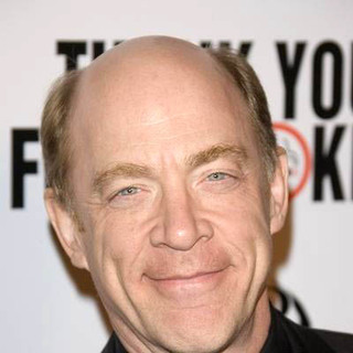 J.K. Simmons in Thank You For Smoking Los Angeles Premiere