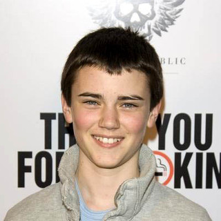 Cameron Bright in Thank You For Smoking Los Angeles Premiere - CSH-010217