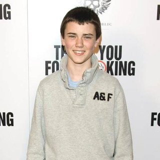 Cameron Bright in Thank You For Smoking Los Angeles Premiere