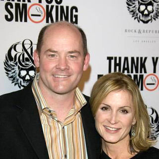 David Koechner in Thank You For Smoking Los Angeles Premiere