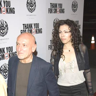 Ben Kingsley in Thank You For Smoking Los Angeles Premiere