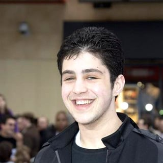 Josh Peck in Ice Age 2: The Meltdown World Premiere