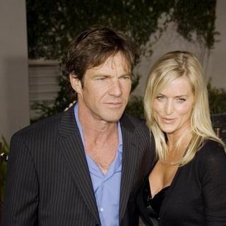 Dennis Quaid in American Dreamz World Premiere in Los Angeles