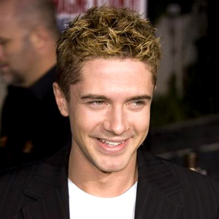 Topher Grace in American Dreamz World Premiere in Los Angeles