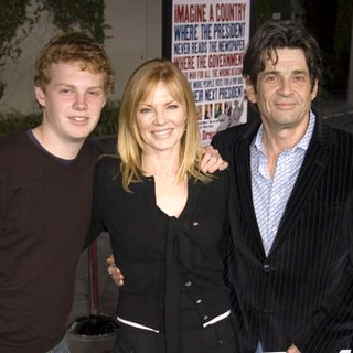 Marg Helgenberger, Alan Rosenberg in American Dreamz World Premiere in Los Angeles