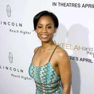 Anika Noni Rose in Akeelah and the Bee Los Angeles Premiere - Arrivals