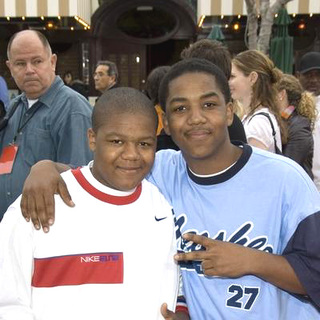 Chris Massey, Kyle Massey in RV Los Angeles Premiere