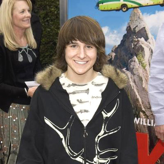 Mitchel Musso in RV Los Angeles Premiere