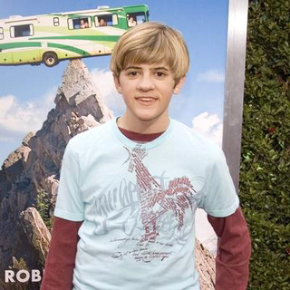 Rob Pinkston in RV Los Angeles Premiere