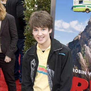 Devon Werkheiser in RV Los Angeles Premiere
