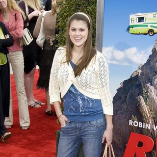 Lindsey Shaw in RV Los Angeles Premiere