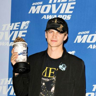 2006 MTV Movie Awards - Press Room