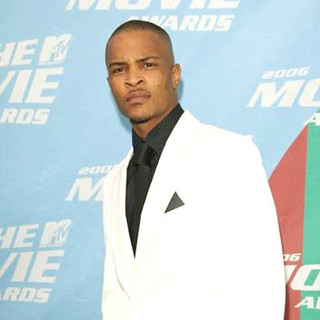 T.I. in 2006 MTV Movie Awards - Arrivals