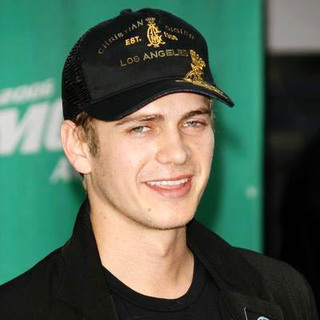Hayden Christensen in 2006 MTV Movie Awards - Arrivals