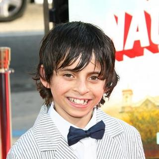 Moises Arias in Nacho Libre Premiere in Los Angeles - CSH-013955