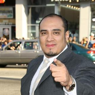 Cesar Gonzalez in Nacho Libre Premiere in Los Angeles
