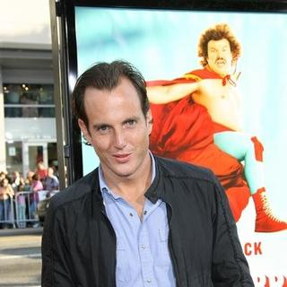 Will Arnett in Nacho Libre Premiere in Los Angeles