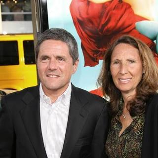 Brad Grey in Nacho Libre Premiere in Los Angeles