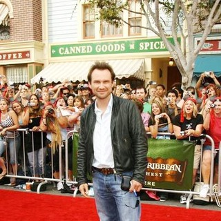 Christian Slater in Pirates Of The Caribbean: Dead Man's Chest World Premiere - Arrivals