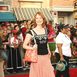 Alicia Witt in Pirates Of The Caribbean: Dead Man's Chest World Premiere - Arrivals