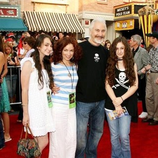 Rick Baker in Pirates Of The Caribbean: Dead Man's Chest World Premiere - Arrivals