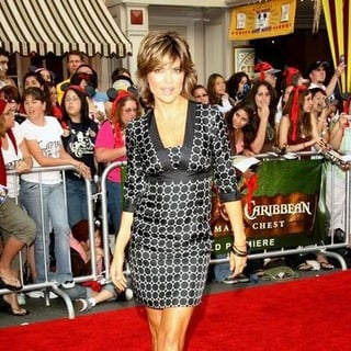 Lisa Rinna in Pirates Of The Caribbean: Dead Man's Chest World Premiere - Arrivals