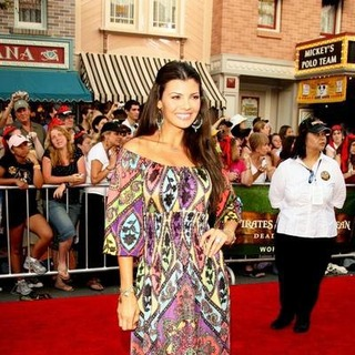 Ali Landry in Pirates Of The Caribbean: Dead Man's Chest World Premiere - Arrivals