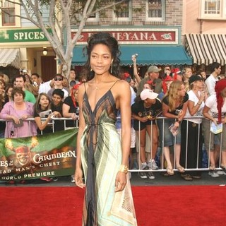 Naomie Harris in Pirates Of The Caribbean: Dead Man's Chest World Premiere - Arrivals