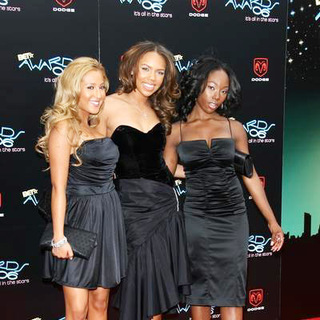 3LW in 2006 BET Awards - Arrivals - CSH-014347