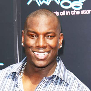 Tyrese Gibson in 2006 BET Awards - Arrivals
