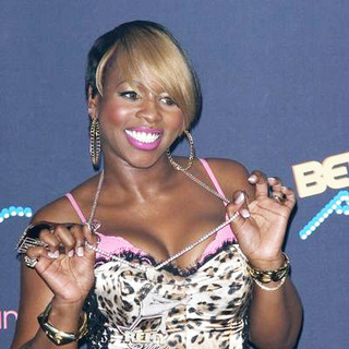 Remy Ma in 2006 BET Awards - Press Room