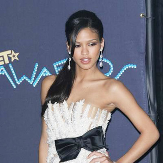 Cassie in 2006 BET Awards - Press Room