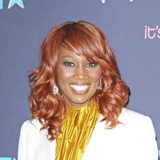 Yolanda Adams in 2006 BET Awards - Press Room